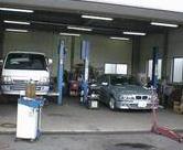 優良指定工場で安心のアフターサービス